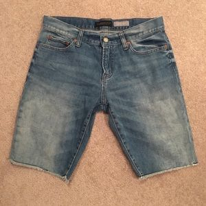 Aeropostale Cut-off Denim Shorts